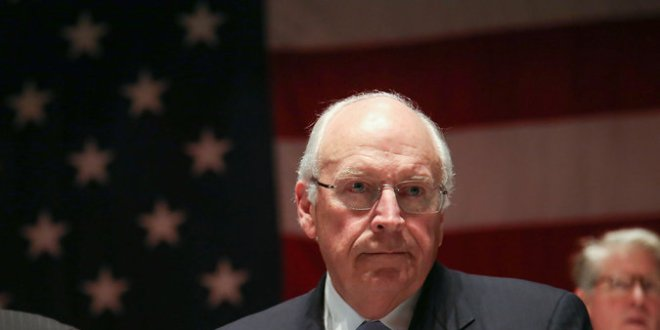 Cheney Urges House G.O.P. to Abandon Isolationism