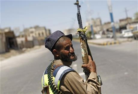 Yemeni Shiite rebel sweep into capital kills 340
