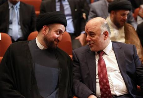 Tough road ahead for Iraq leader after govt formed