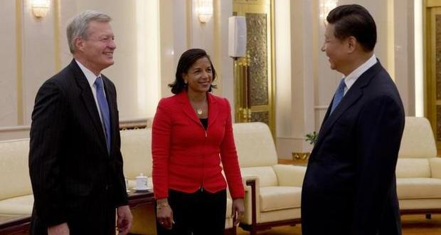 BEIJING: Susan Rice seeks China cooperation against Islamic State as Beijing visit ends