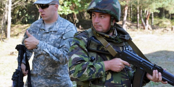 Rapid Trident exercise takes place in Ukraine, a country at war