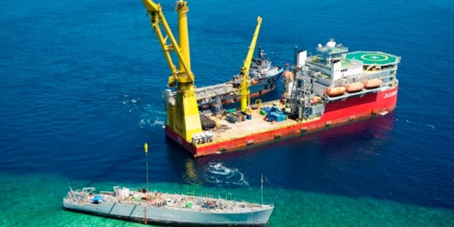 Compensation expected soon for Philippine reef damage from grounded ship