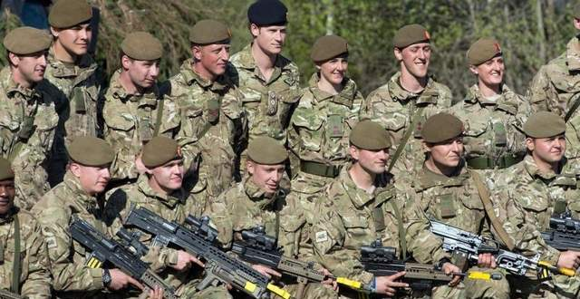 UK Proposes Joint NATO Expeditionary Force