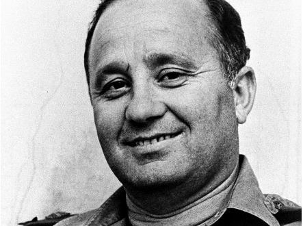 Yitzhak Hofi, Israeli spy chief who helped in episodes of war and peace, dies at 87