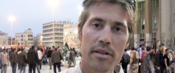 New Bill Could Give Rewards For Information On Killer Of James Foley, Steven Sotloff
