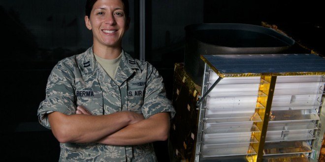 Weathering the storm: AF eyes in the sky provide global weather data
