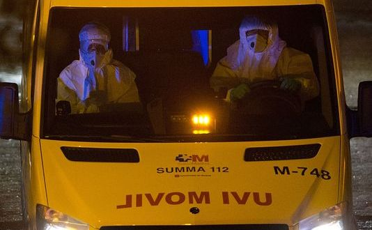 Spain investigates how nurse caught Ebola
