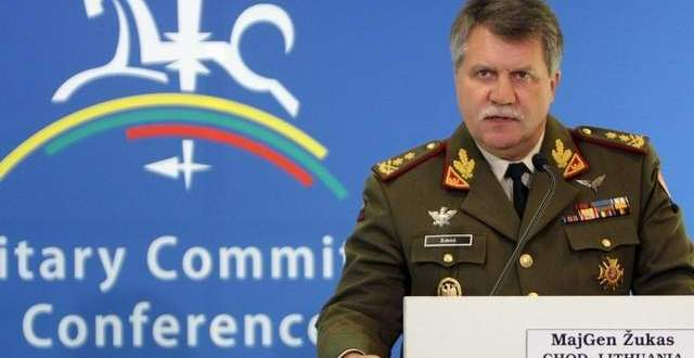 Lithuania Creates Response Force To Prevent Ukraine Scenario