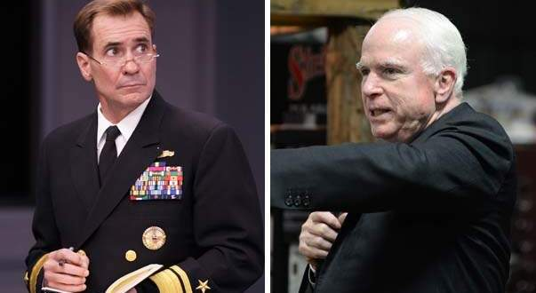 John McCain calls Navy 2-star an 'idiot' during interview