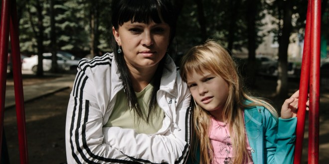 Ukraine's refugees in Russia are there to stay, in new twist for conflict