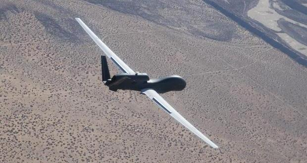WASHINGTON: Once targeted, Global Hawk drone now hidden weapon in U.S. airstrikes