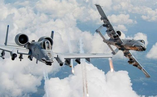 Sen. John McCain vows to save A-10 from retirement