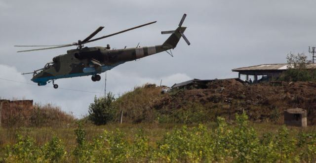 U.S. Concerned About Downing Of Nagorno-Karabakh Helicopter
