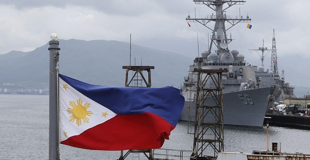 U.S-Philippine Military Pact Defended in Court