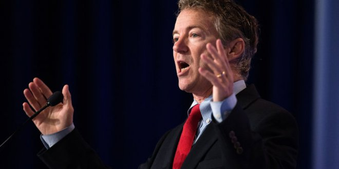 Rand Paul Calls for a Formal Declaration of War Against ISIS