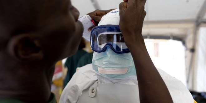 U.S. Buys Up Ebola Gear, Leaving Little for Africa