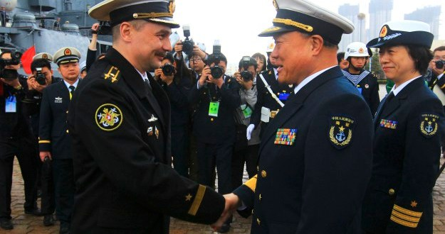 Russia and China to Hold 2015 Naval Exercises in Mediterranean, Pacific