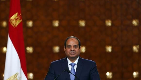 Egypt's Sisi calls on West to support Libya to avoid new Syria, Iraq