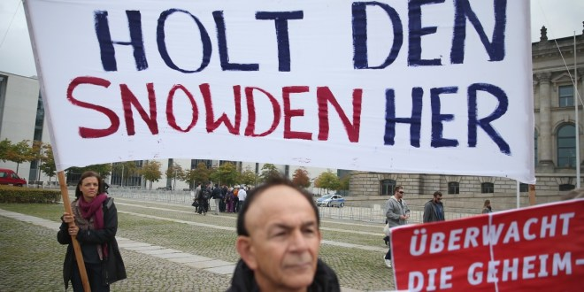 Backlash in Berlin over NSA spying recedes as threat from Islamic State rises