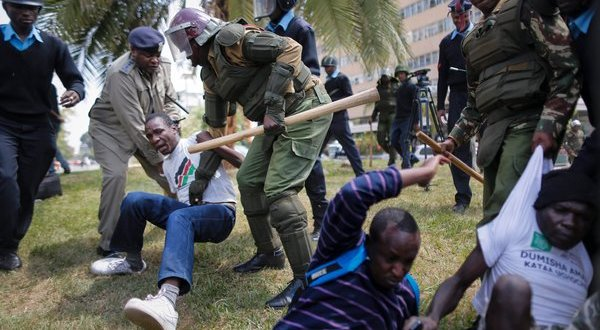 Security Bill Provokes Uproar in Kenya's Parliament