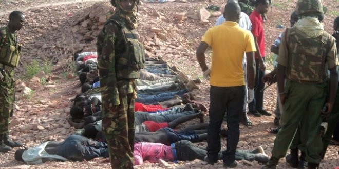 Militants Divide Kenya Miners by Religion, Then Begin Killing