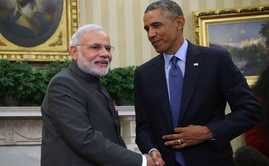 Obama's visit to India includes climate change talks