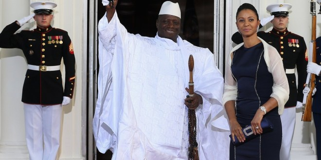 Two Americans Charged in Alleged Plot to Overthrow Gambian Government