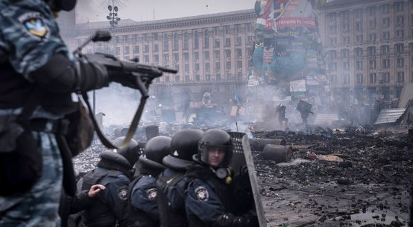 Ukraine Leader Was Defeated Even Before He Was Ousted