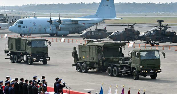 Japan Boosts Defense Spending to Counter China Island Claims