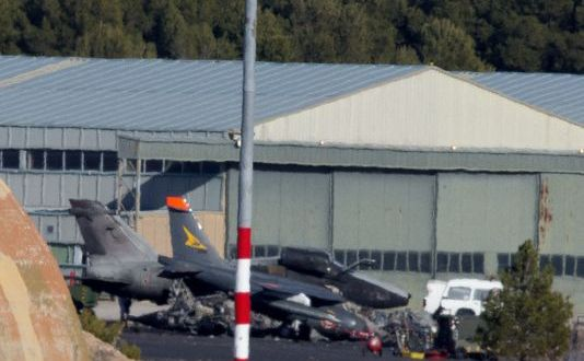 Mercier: Engine Failure Prompted F-16 Crash