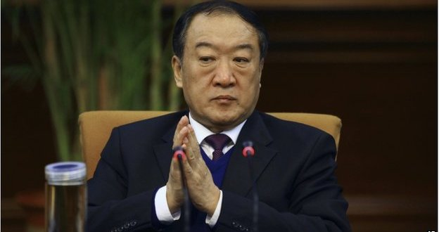 Top China official to face prosecution for corruption
