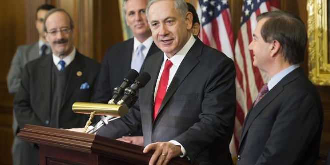 Israel Curbs Netanyahu Speech to Congress