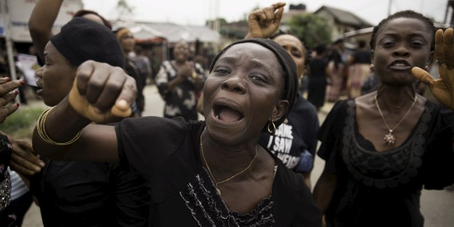 U.S., Britain fear possible 'political interference' in Nigerian election