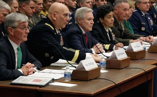 DoD's sequestration warnings fall flat in Congress