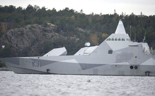 Sweden Invests In Naval Capacity And Baltic Sea