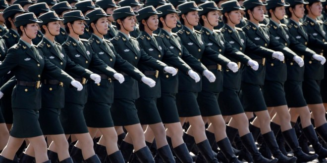 China to invite foreign forces to join military parade for war anniversary