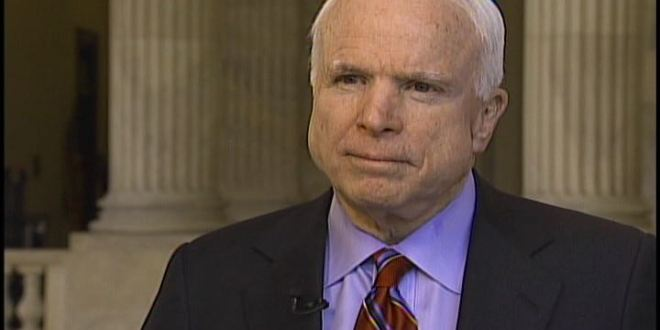 McCain Launches Goldwater-Nichols Review; How Far Will He Go?