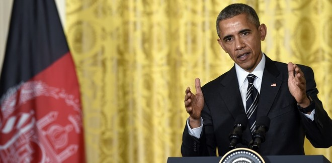 Obama Halts Afghanistan Drawdown And His Critics Still Pounce