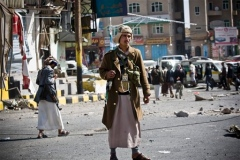 Shiite rebels advance into southern Yemen