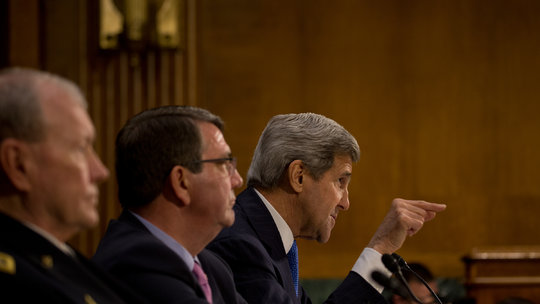 Kerry Criticizes Republican Letter to Iranian Leaders on Nuclear Talks