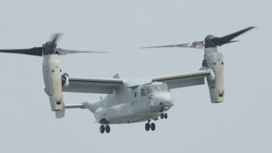 Japan, Australia Could Add To Osprey Order Book