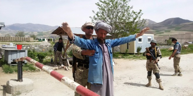 Foreign fighters are spilling into Afghanistan, helping the Taliban
