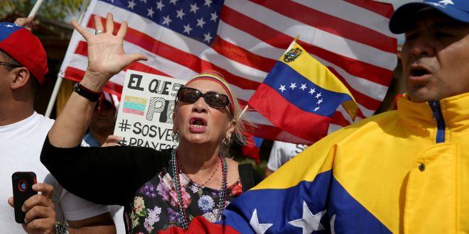 Florida Is the New Front Line in the Battle for Venezuela