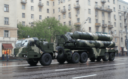 S-400 Strengthens China's Hand in the Skies