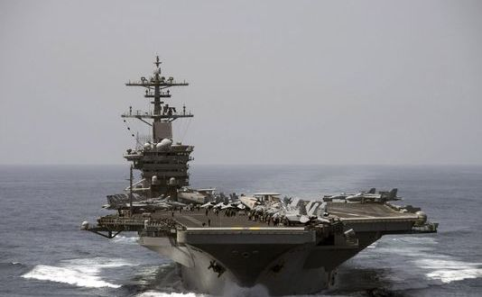 Pentagon Tracking Iranian Convoy Off Yemen Coast