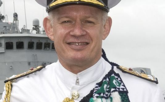 Interview: Rear Adm. Jack Steer