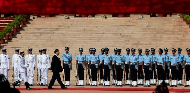 Beijing May Have Been Spying on India's Defense Industry for a Decade