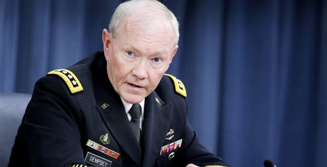 General: Iran military option 'intact'