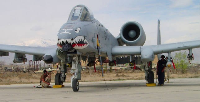 GOP lawmaker: 'Troops will die' if A-10 retired