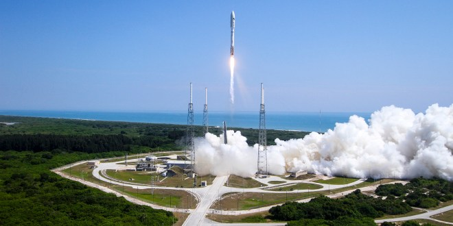 45th Space Wing launches 4th Orbital Test Vehicle